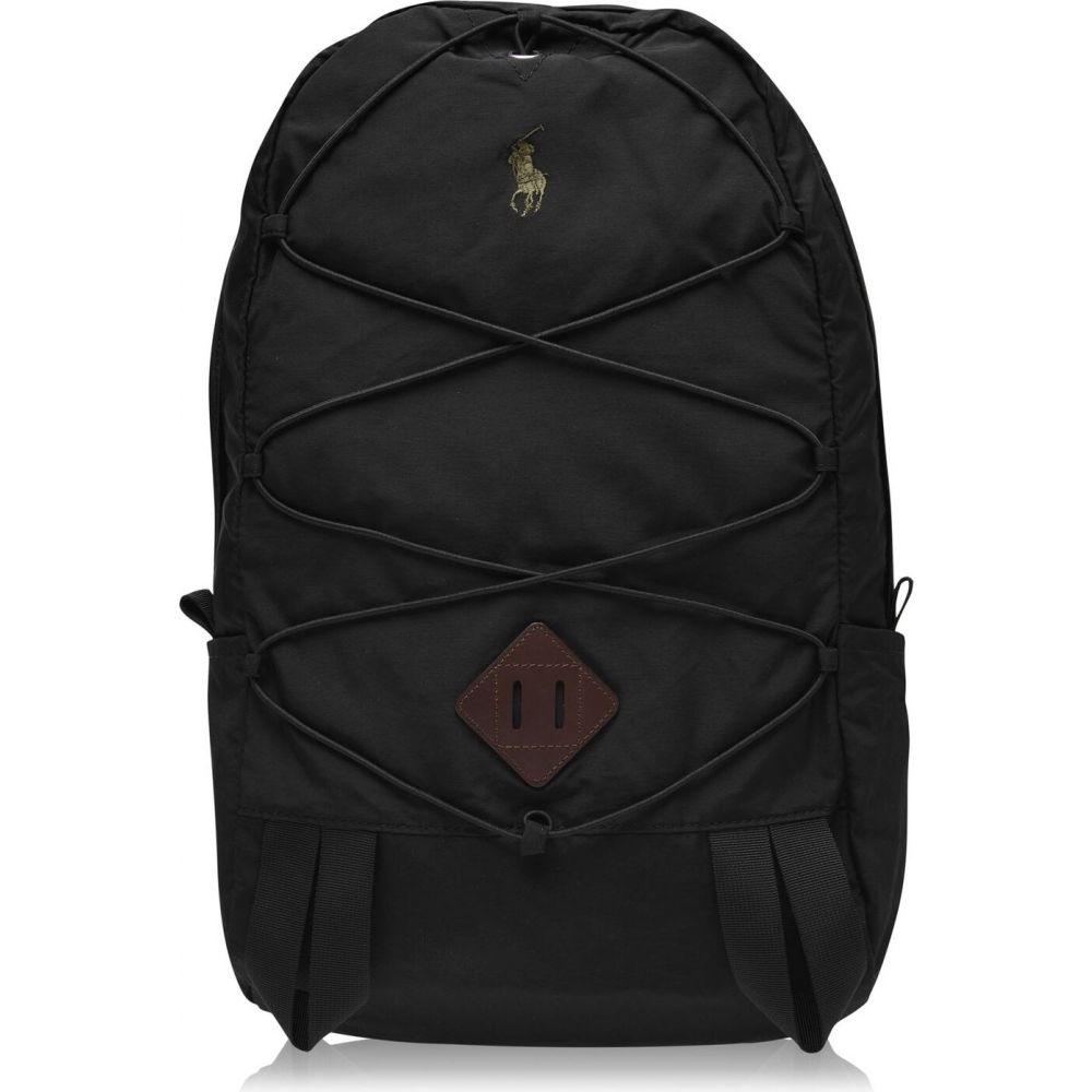 ラルフ ローレン Polo Ralph Lauren メンズ バックパック・リュック バッグ【mountain back pack】Black