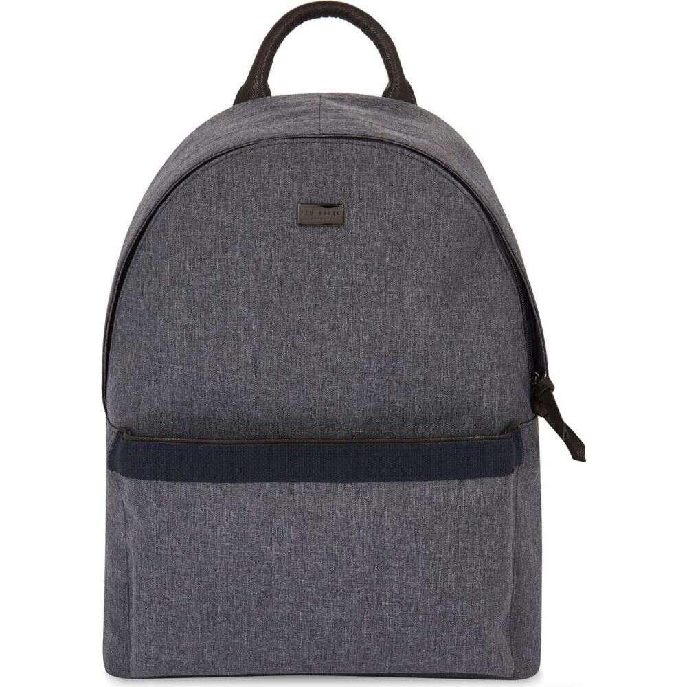 テッドベーカー Ted Baker メンズ バックパック・リュック バッグ【set go nylon backpack】GREYMARL