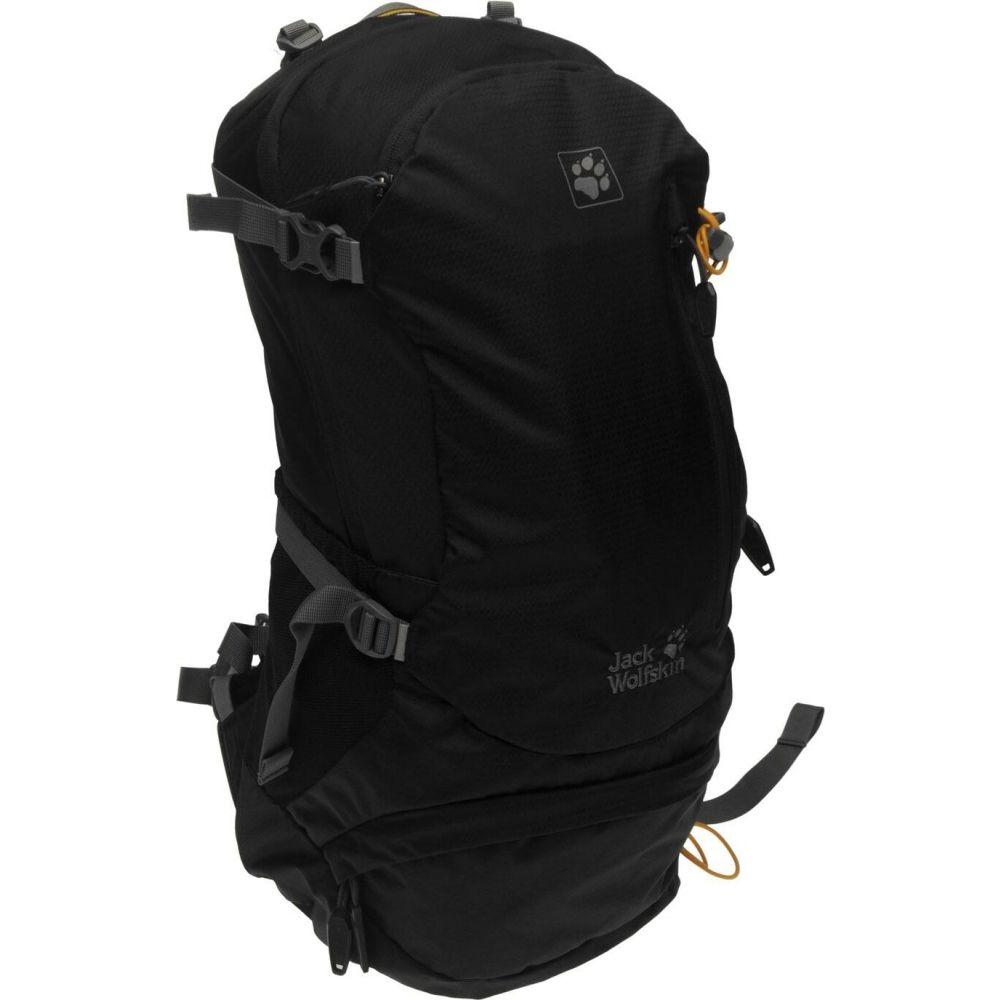 ジャックウルフスキン Jack Wolfskin メンズ バックパック・リュック バッグ【hike backpack】Black