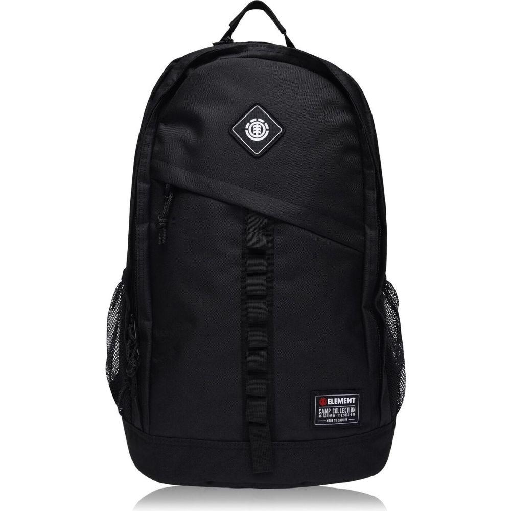 エレメント Element メンズ バックパック・リュック バッグ【stud backpack】Flint Black