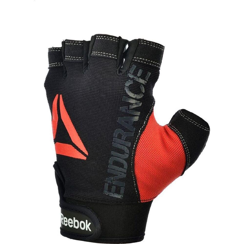 リーボック メンズ フィットネス トレーニング グローブ 数量は多 Glove Strength Reebok 感謝価格 サイズ交換無料 Small