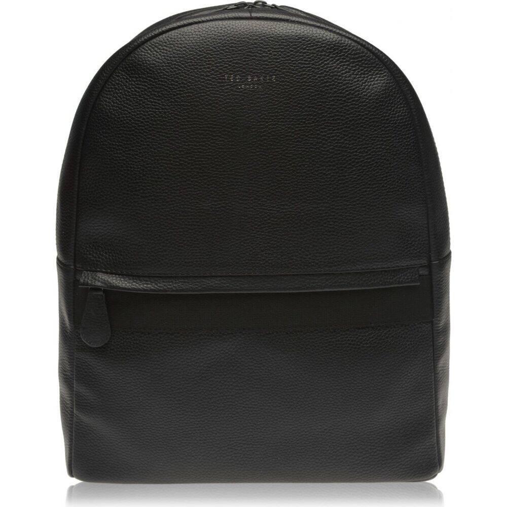 テッドベーカー Ted Baker メンズ バックパック・リュック バッグ【rickrack web backpack】BLACK