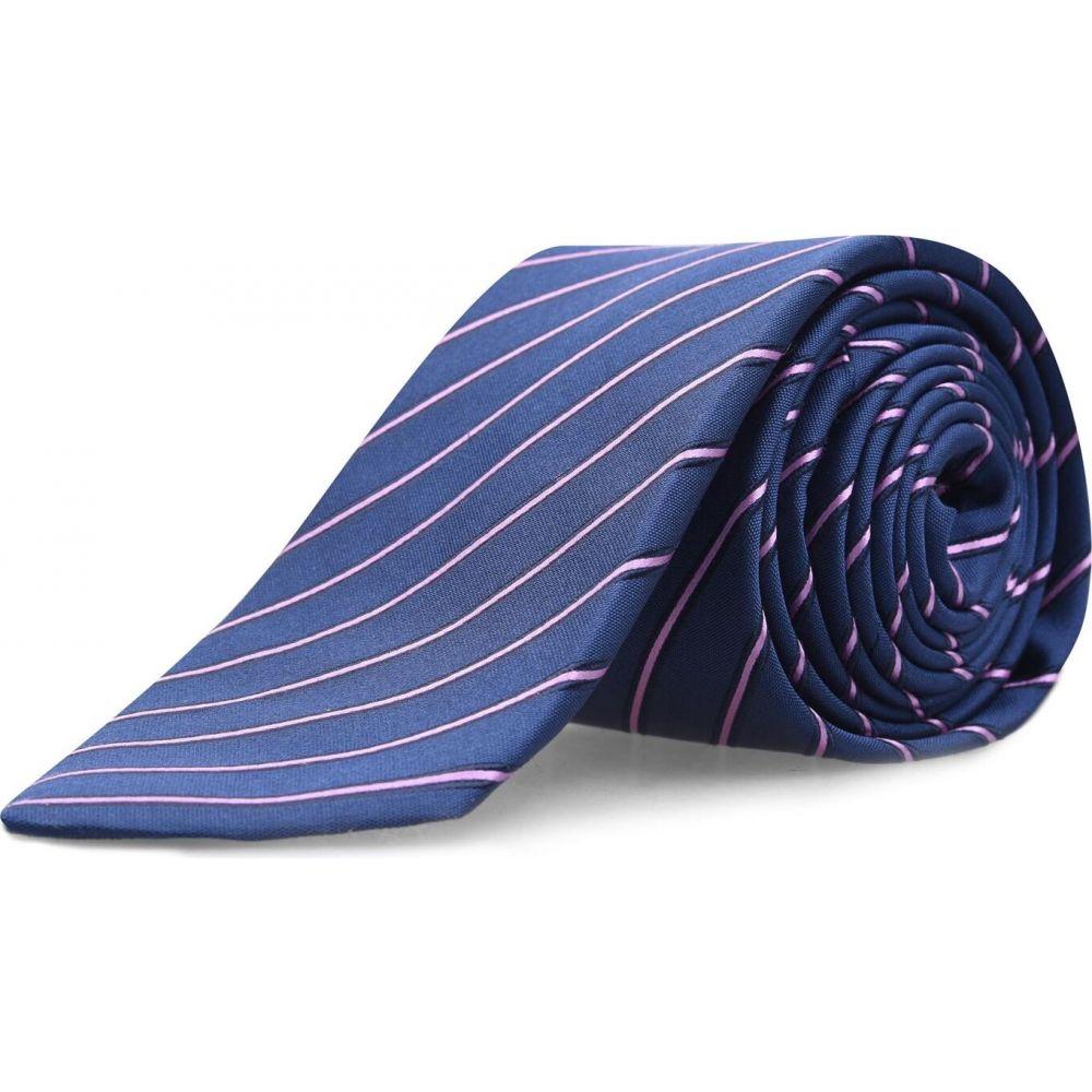 ヒューゴ ボス Boss メンズ ネクタイ 【stripe tie】Pink