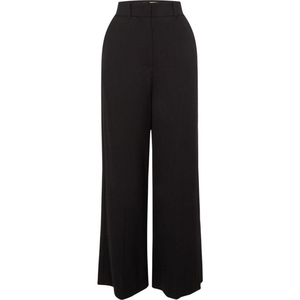 マレーラ Marella レディース ボトムス・パンツ ワイドパンツ【wide leg trouser】Black