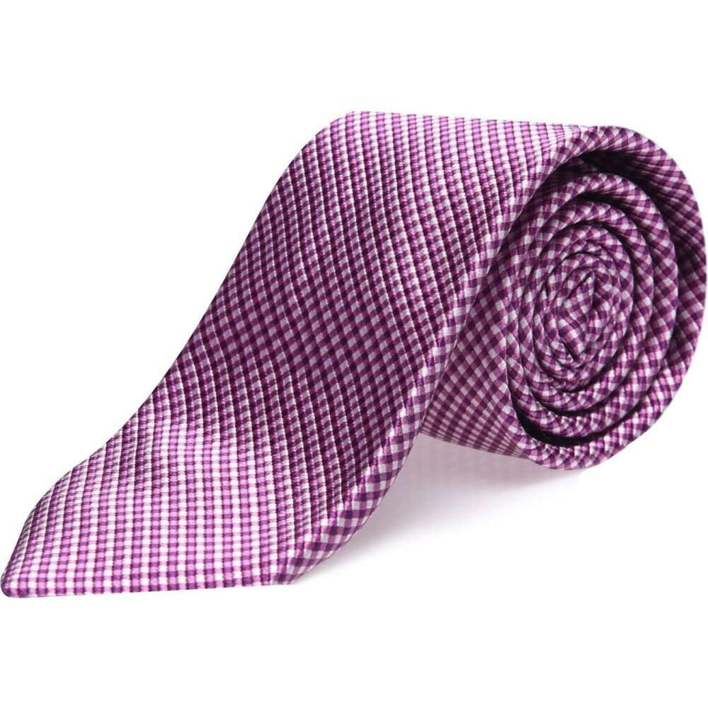 ヒューゴ ボス Boss メンズ ネクタイ 【hbt geo txt tie】Pink