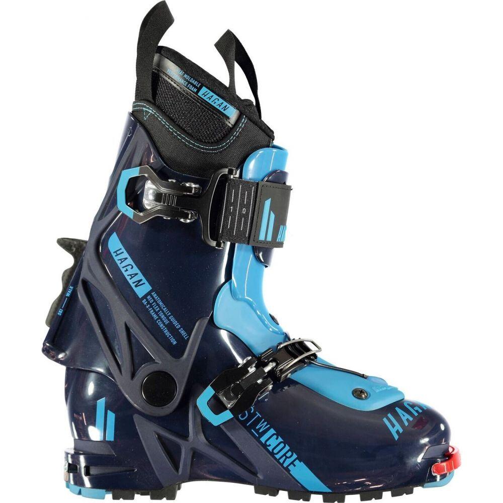 ヘイガン Hagan レディース ブーツ シューズ・靴【core st touring boots】Blue/Blue