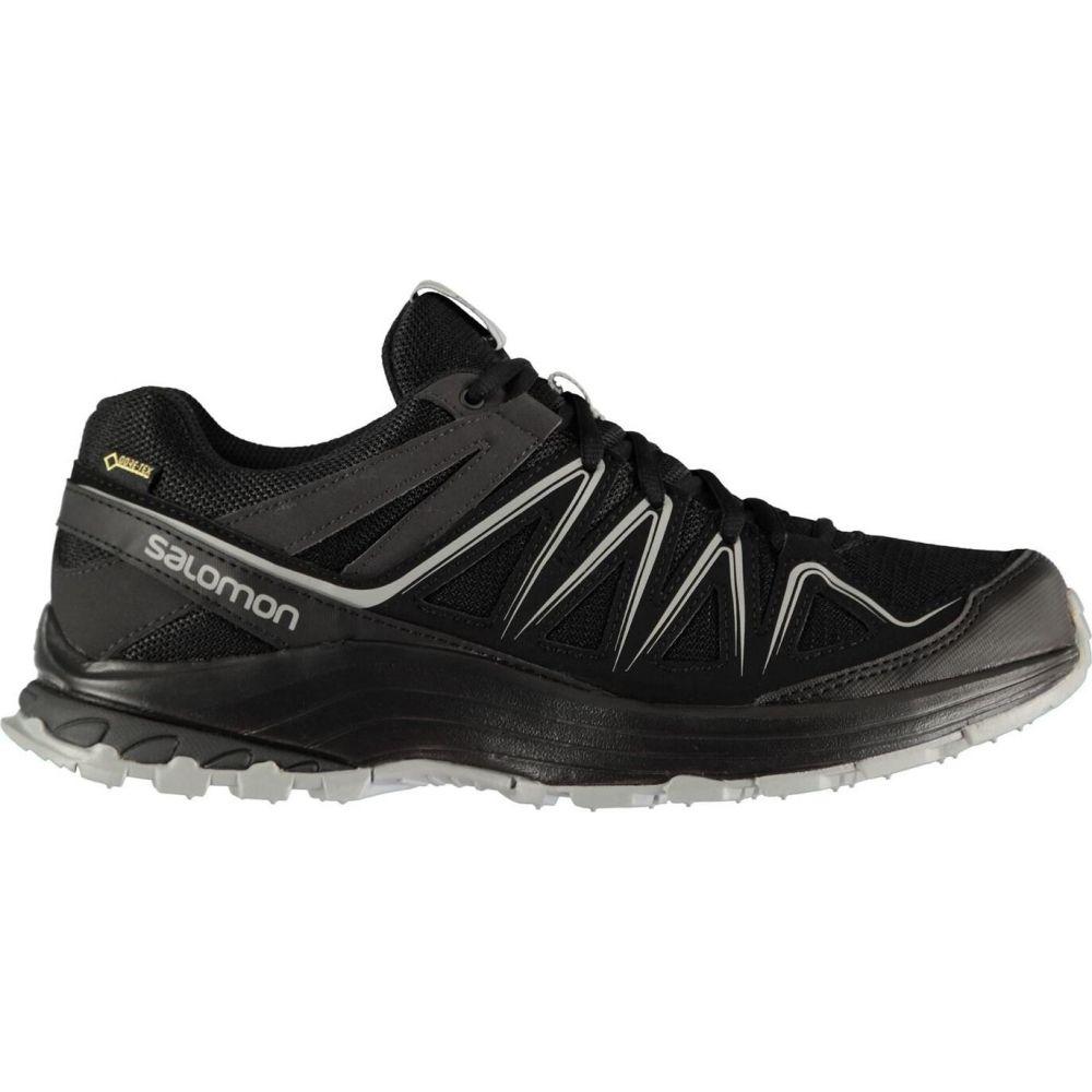 サロモン Salomon メンズ ランニング・ウォーキング シューズ・靴【xa bondcliff gtx 2 trail running shoes】Black/Black