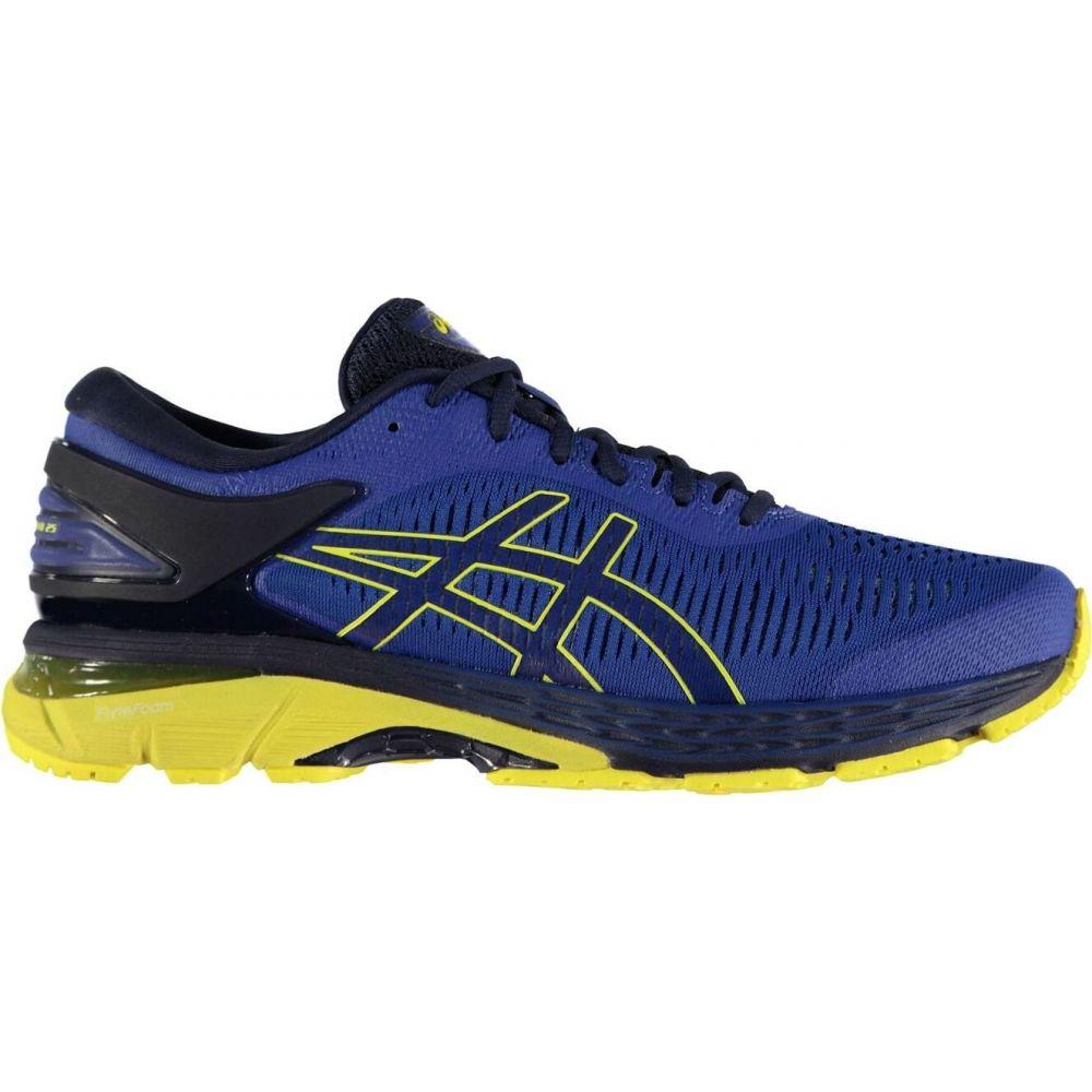 アシックス Asics メンズ ランニング・ウォーキング シューズ・靴【gel kayano 25 running shoes】Blue/Yellow