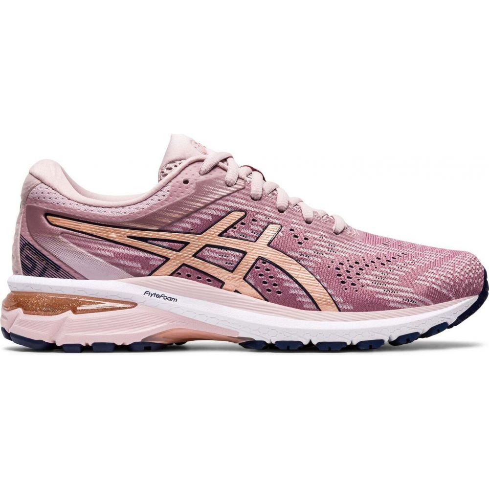 アシックス Asics レディース ランニング・ウォーキング シューズ・靴【gt2000v8 running shoes】Pink/Grey