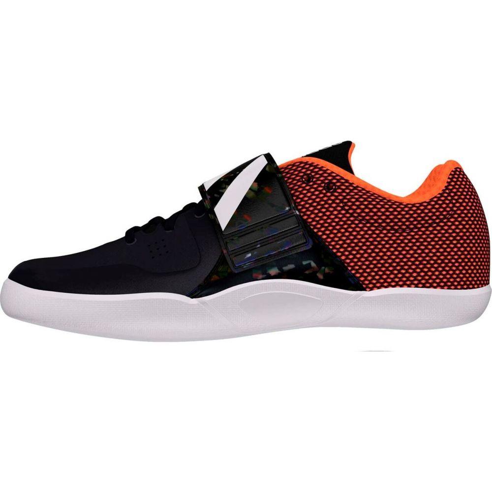 アディダス adidas メンズ ランニング・ウォーキング シューズ・靴【adizero discus hammer shoes】Black/White