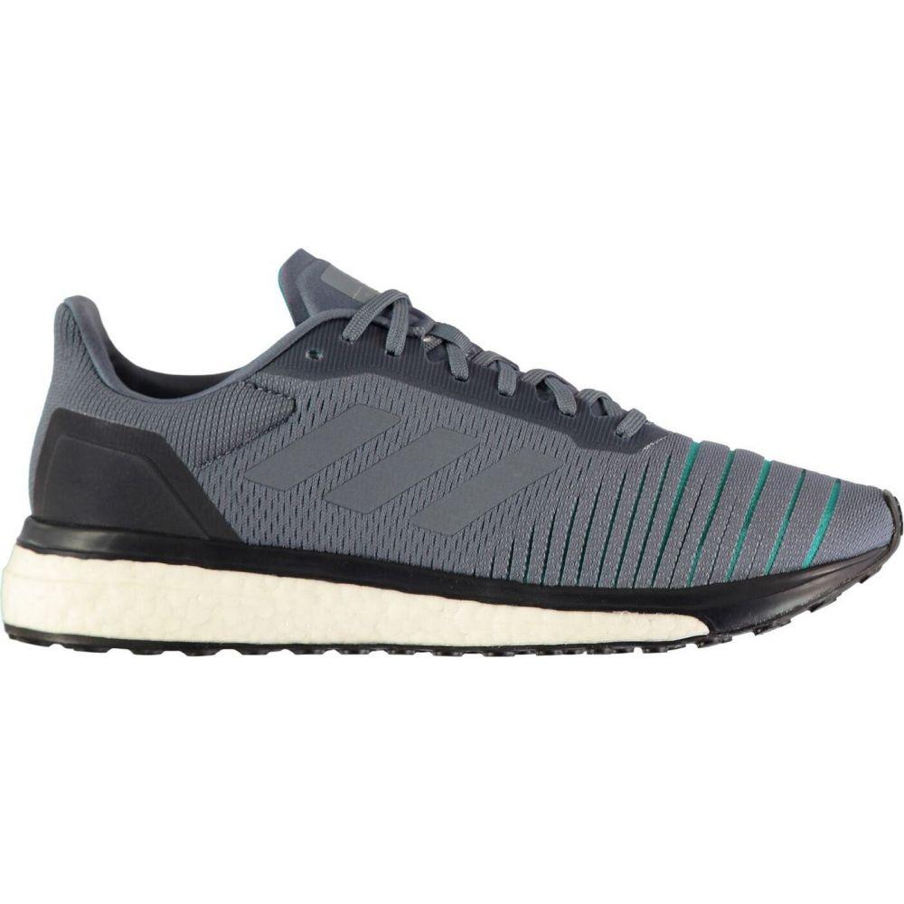アディダス adidas メンズ ランニング・ウォーキング シューズ・靴【solar drive running shoes】Grey