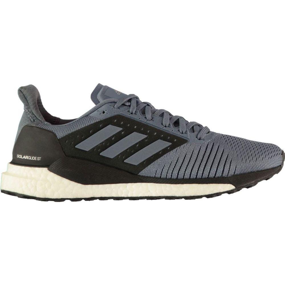 アディダス adidas メンズ ランニング・ウォーキング シューズ・靴【solar glide st running shoes】Grey