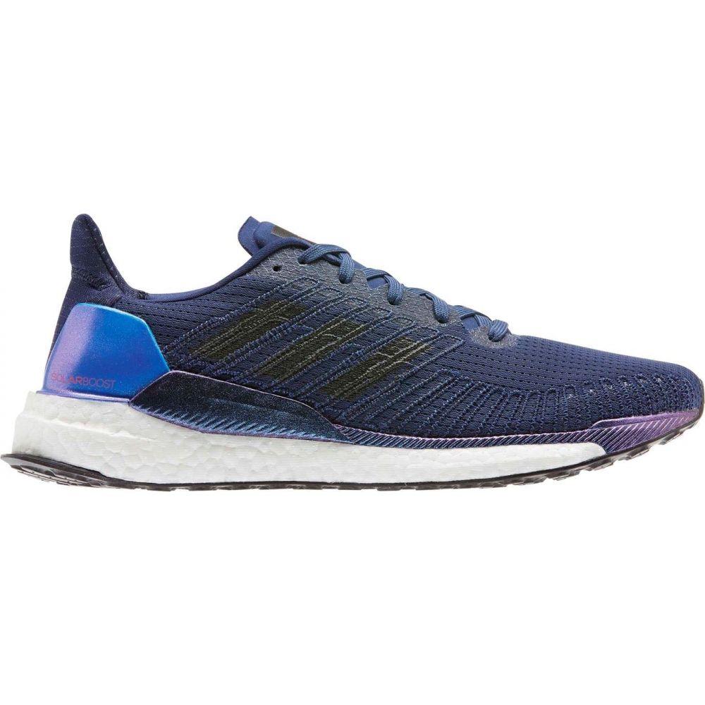 アディダス adidas メンズ ランニング・ウォーキング シューズ・靴【solar boost 19 running shoes】Indigo/Grey/Red