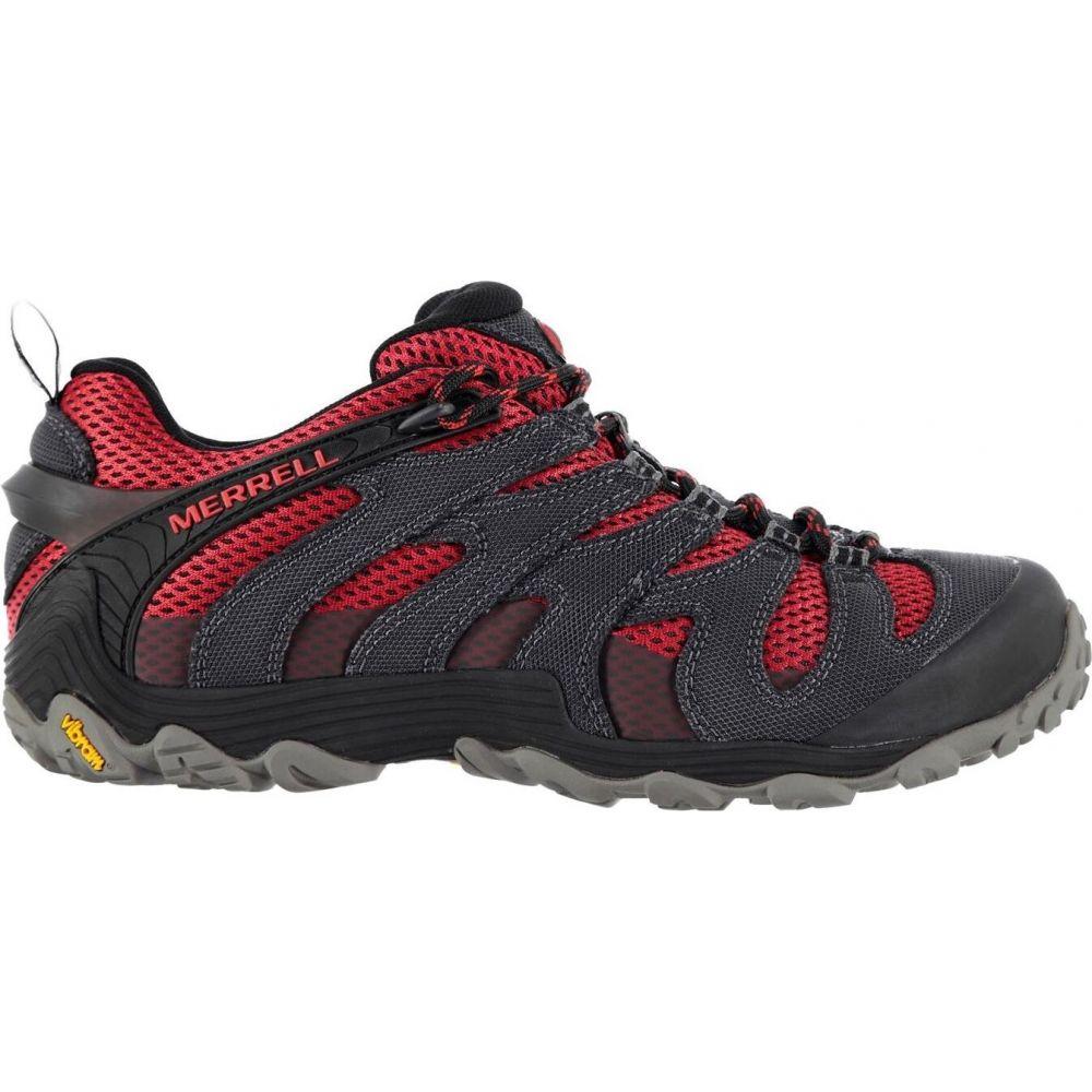 メレル Merrell メンズ ランニング・ウォーキング シューズ・靴【7 slam walking shoes】Red/Grey