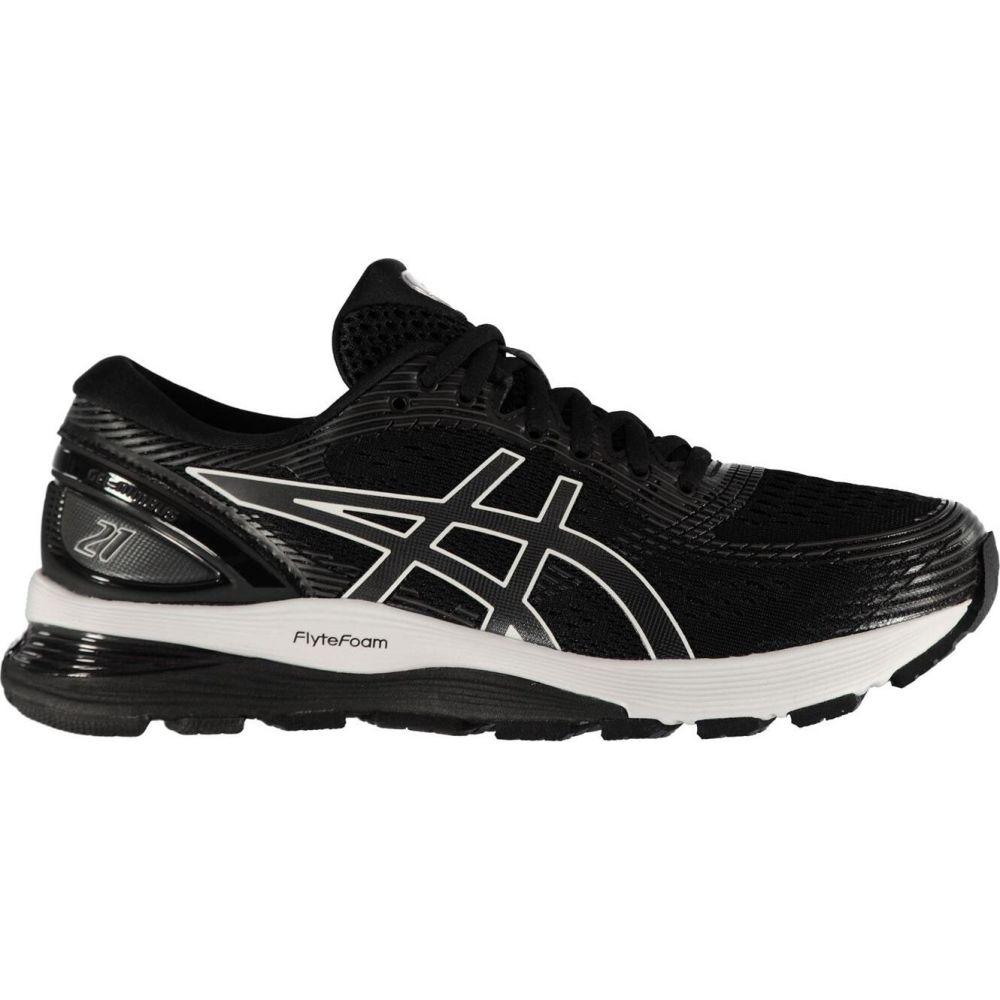 アシックス Asics メンズ ランニング・ウォーキング シューズ・靴【gel-nimbus 21 mugen menas running shoes】Black/Grey