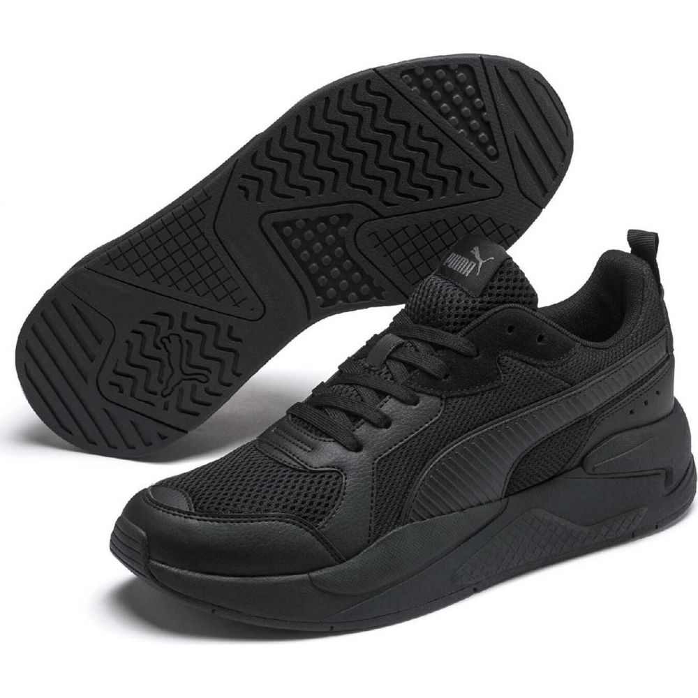 プーマ Puma メンズ スニーカー シューズ・靴【x ray trainers】Black