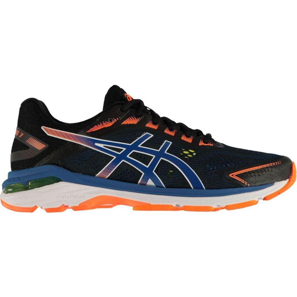 アシックス Asics メンズ ランニング・ウォーキング シューズ・靴【gt 2000 7 ap running shoes】Black/Blue