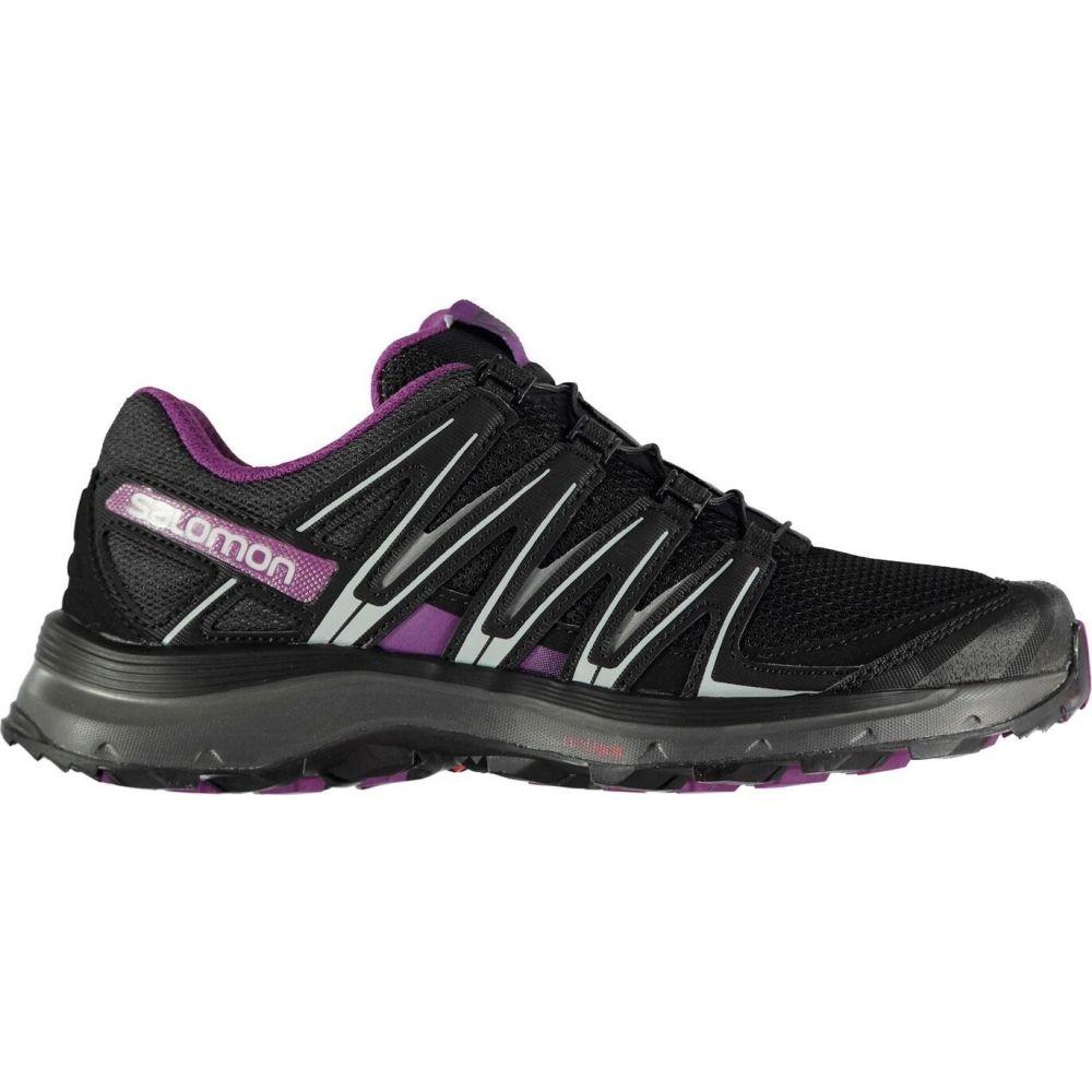 サロモン Salomon レディース ランニング・ウォーキング シューズ・靴【xa lite trail running shoes】Black/Magnet