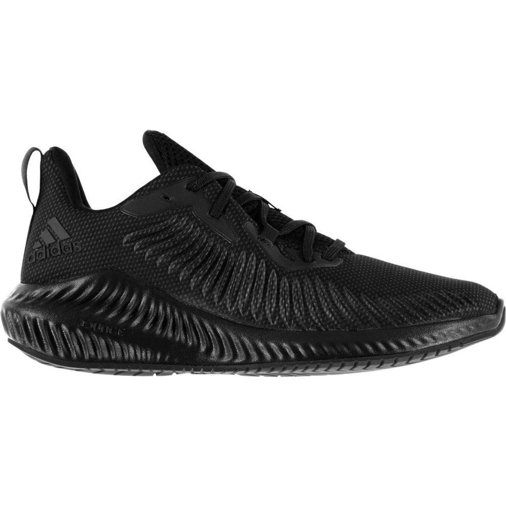 アディダス adidas メンズ ランニング・ウォーキング シューズ・靴【alphabounce 3 trainers】Black/Black
