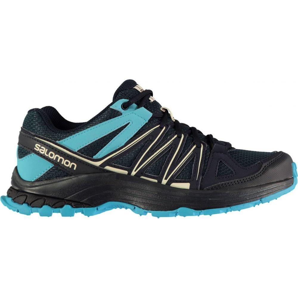 サロモン Salomon レディース ランニング・ウォーキング シューズ・靴【xa bondcliff 2 trail running shoes】Poseidon Blue