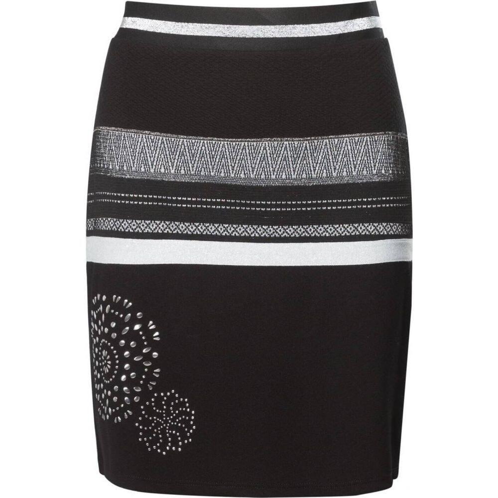 デジグアル Desigual レディース スカート 【skirt jana】Black