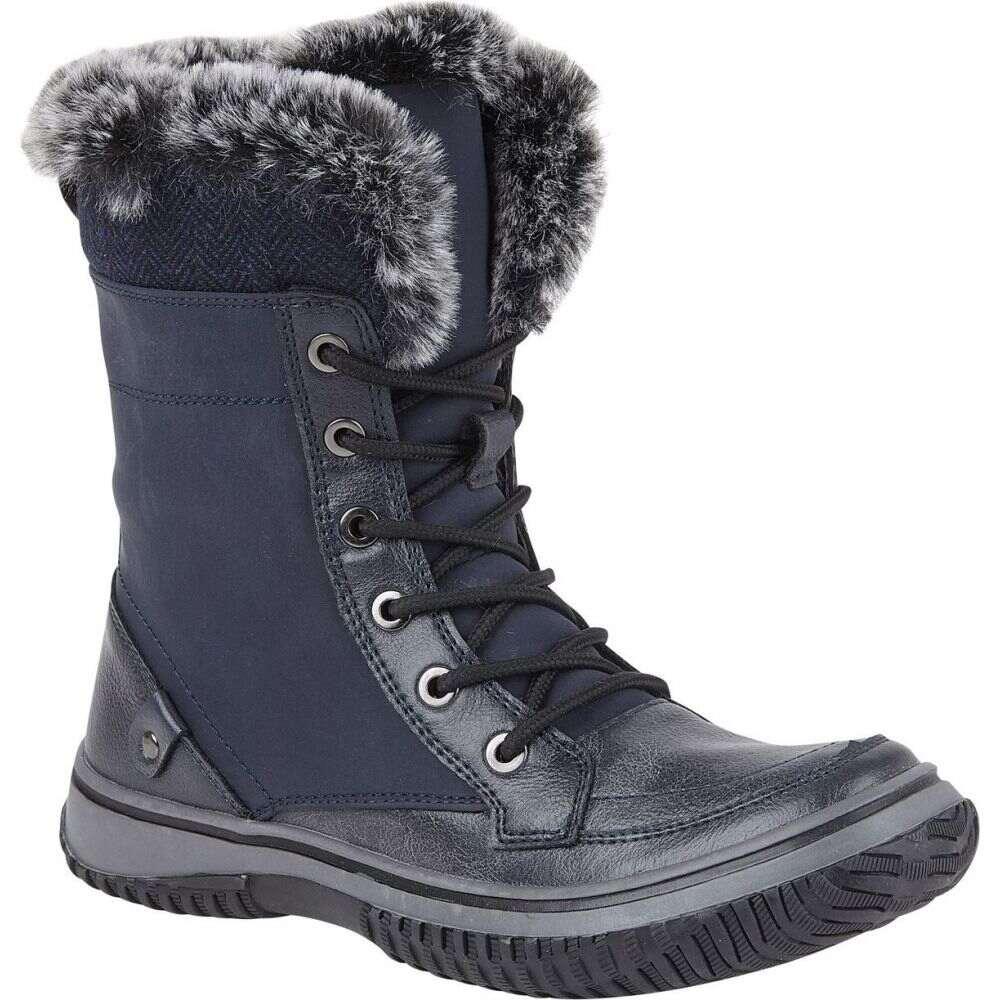 ロータス Lotus Shoes レディース ブーツ レースアップブーツ シューズ・靴【rayanna lace-up boots】Navy