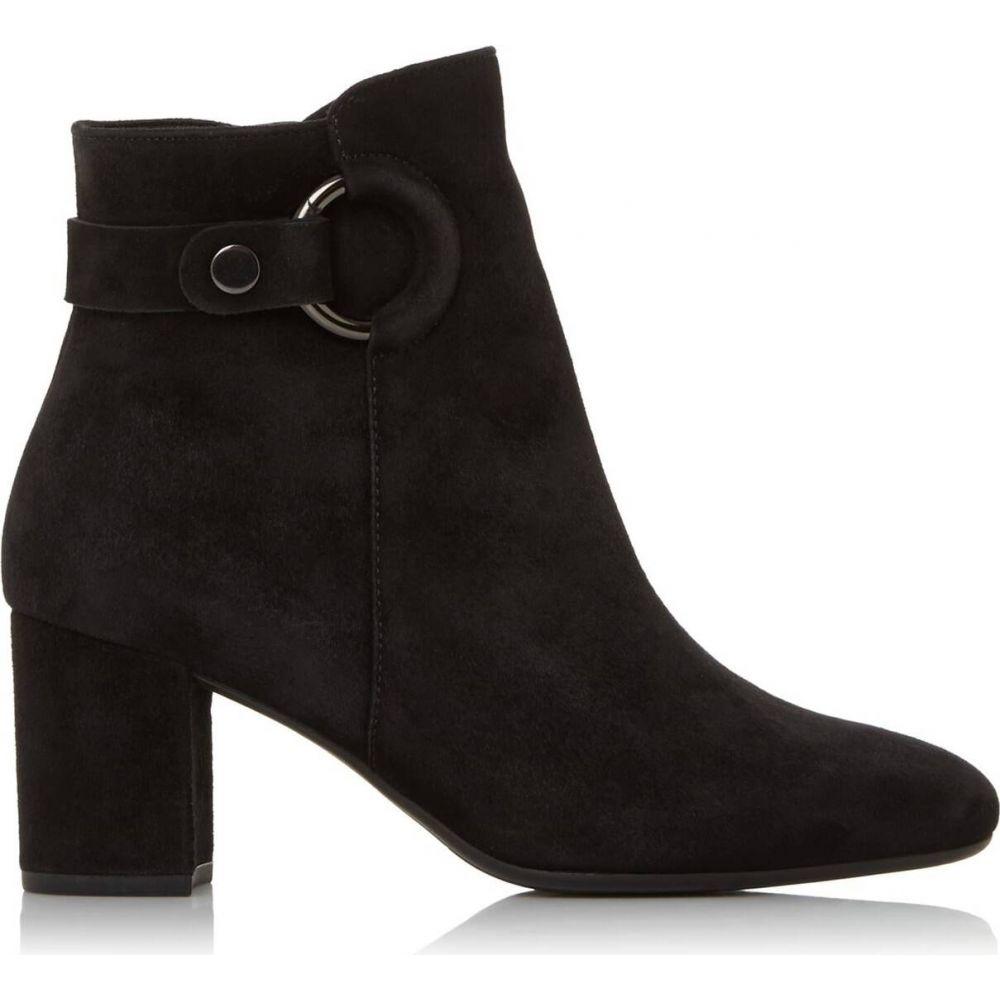 ガボール Gabor レディース ブーツ ショートブーツ シューズ・靴【vangelis heeled ankle boots】Black