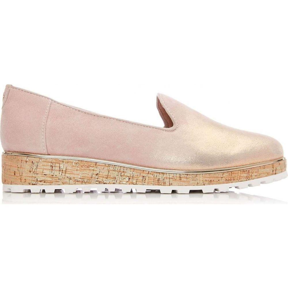 モーダインペレ Moda in Pelle レディース シューズ・靴 【elrori low casual shoes】Rose Gold