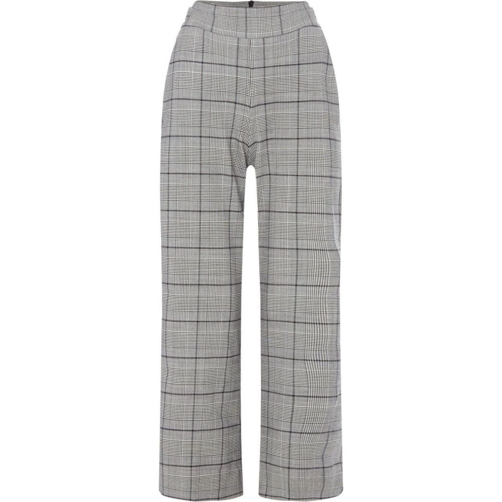 マレーラ Marella レディース ボトムス・パンツ 【carlo check trouser】Black/White