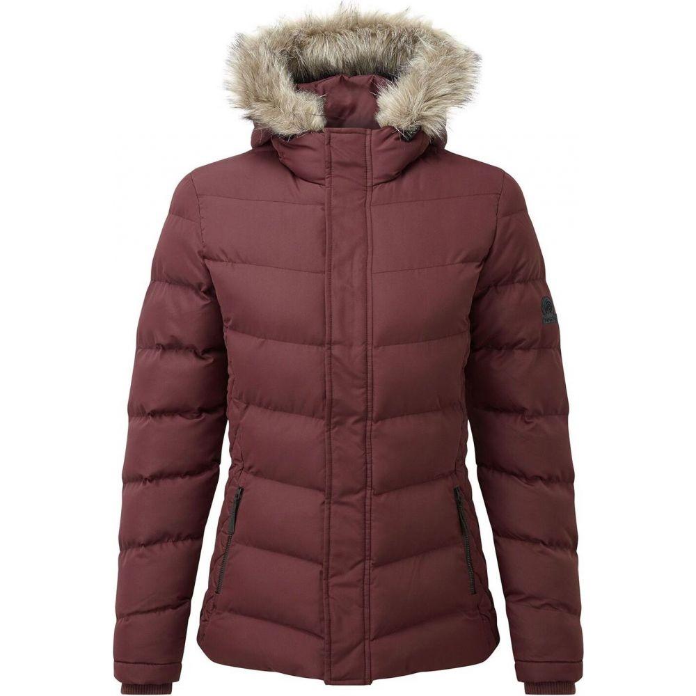 トッグ24 Tog 24 レディース ジャケット アウター【bartle insulated jacket】Purple