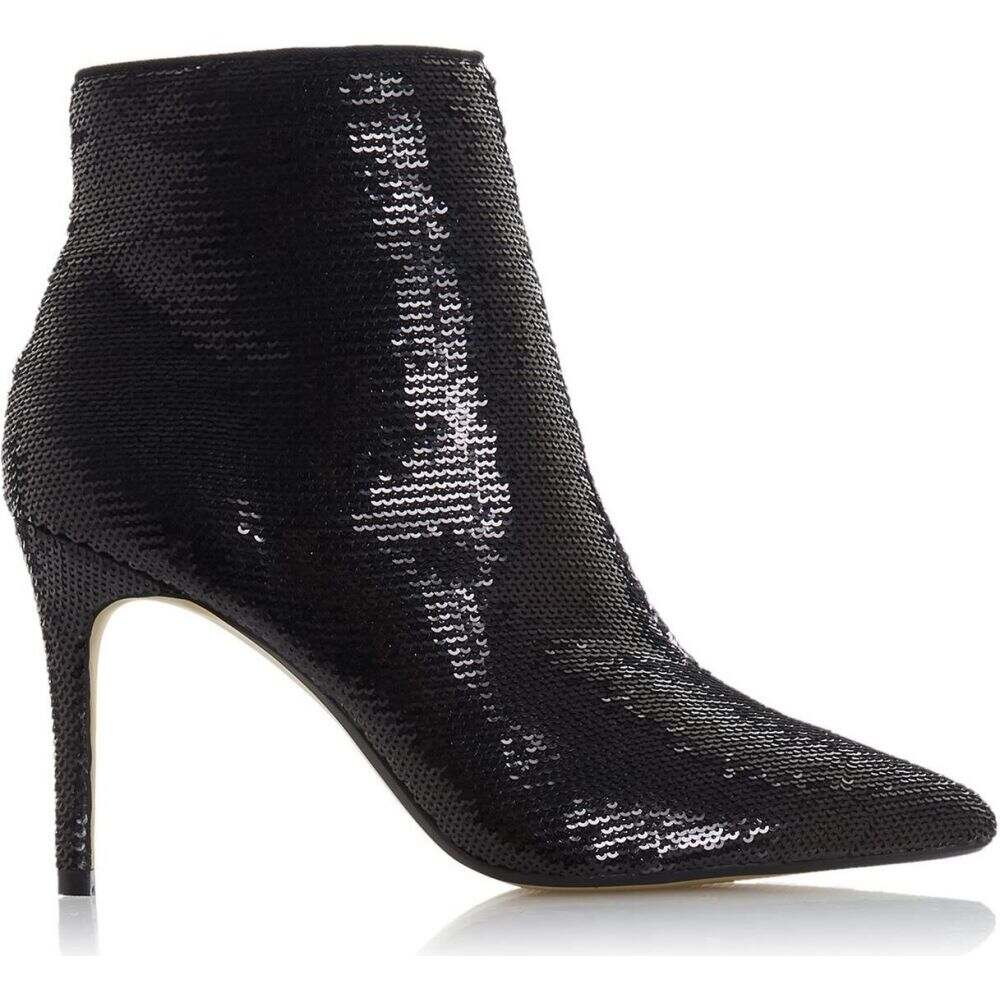 ヘッドオーバーヒールズ Head Over Heels レディース ブーツ シューズ・靴【orbitss sequin boots】Black