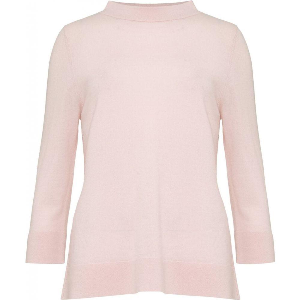 フェイズ エイト Phase Eight レディース ニット・セーター トップス【addie merino funnel neck knit】Pale Pink