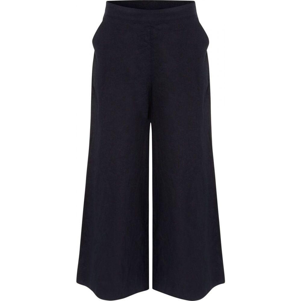 フェイズ エイト Phase Eight レディース ボトムス・パンツ 【luna linen trouser】Navy