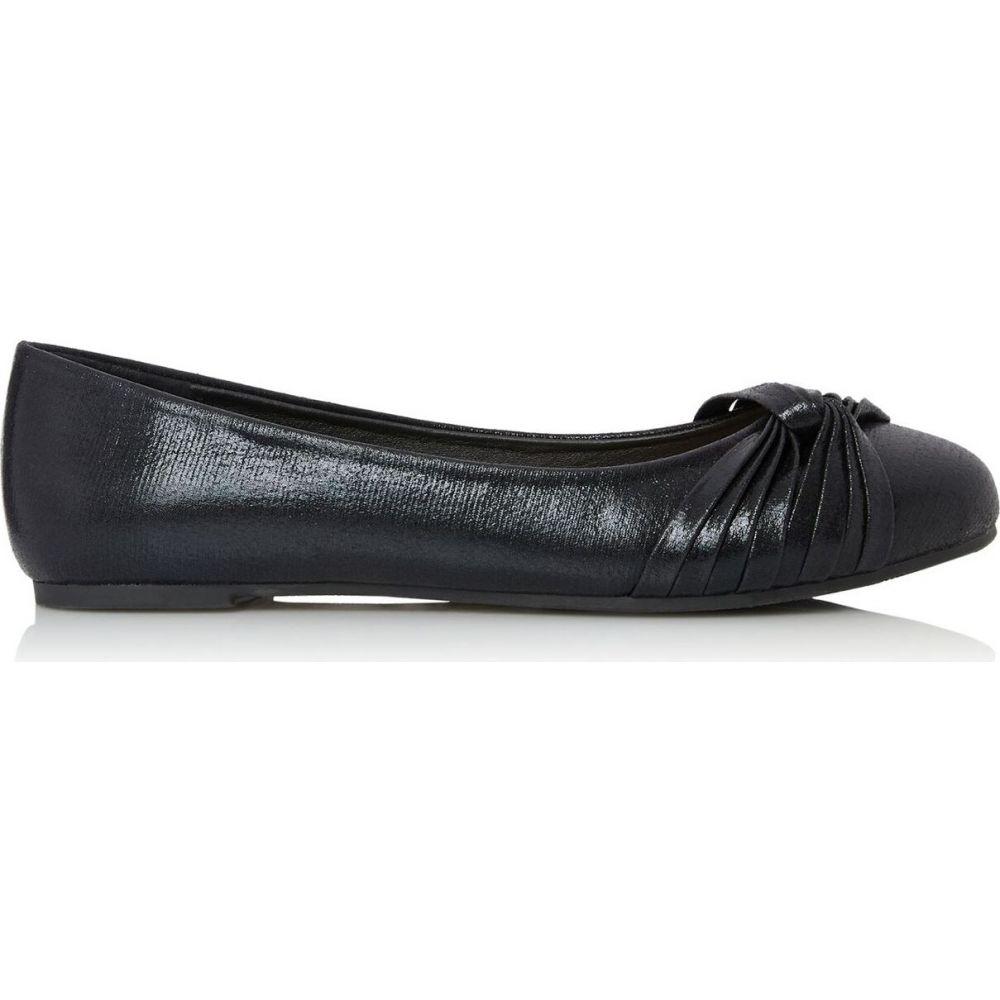 ヘッドオーバーヒールズ Head Over Heels レディース パンプス シューズ・靴【hidley flat pumps】Black