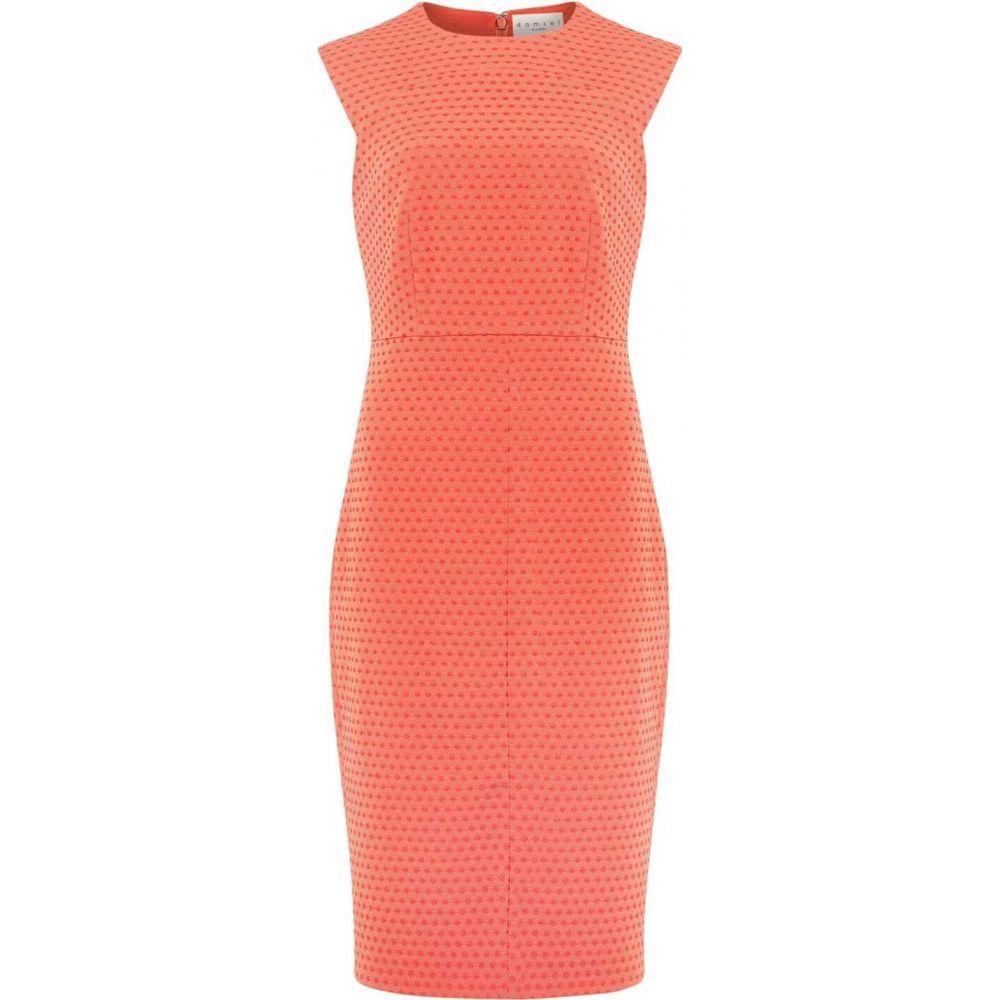 ダンセル Damsel in a Dress レディース ワンピース ワンピース・ドレス【romano textured dress】Orange