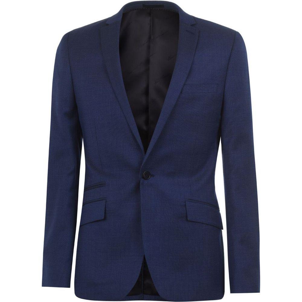 ケネス コール Kenneth Cole メンズ スーツ・ジャケット アウター【julian sb1 slim fit pindot suit jacket】Navy