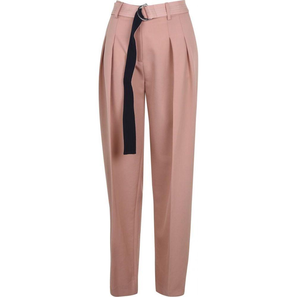 ヴィクトリア ベッカム Victoria Victoria Beckham レディース ボトムス・パンツ 【front pleat pants】Peach