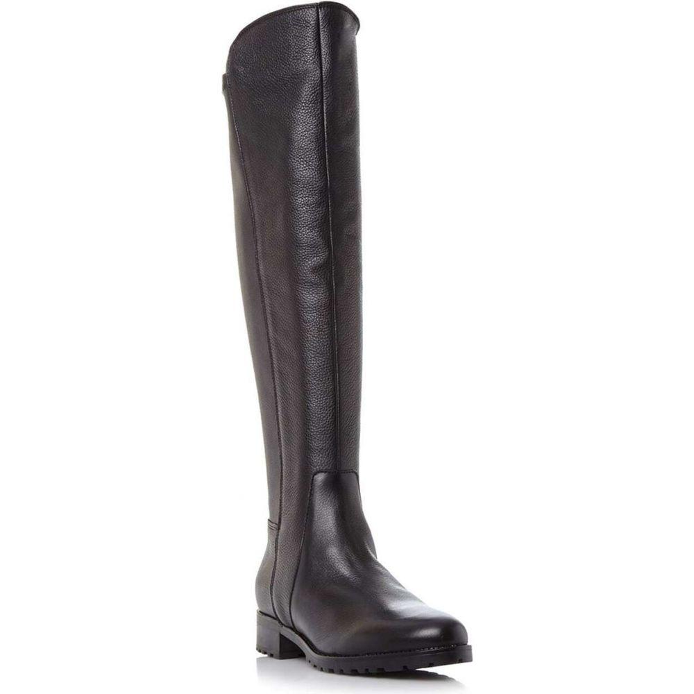 リネアペレ Linea レディース ブーツ シューズ・靴【tistra knee high boots】Black