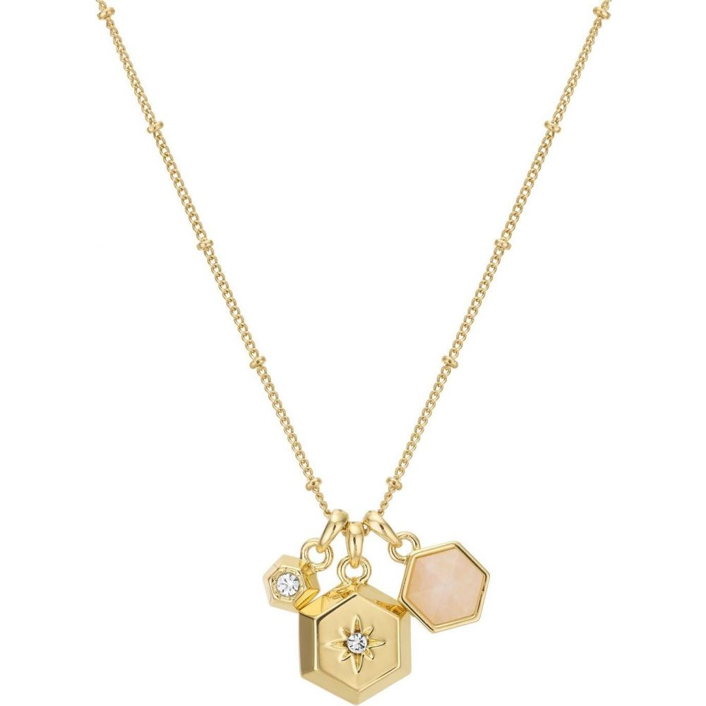 バックリーロンドン Buckley London ユニセックス ネックレス ジュエリー・アクセサリー【muse cluster pendant】METALLICS