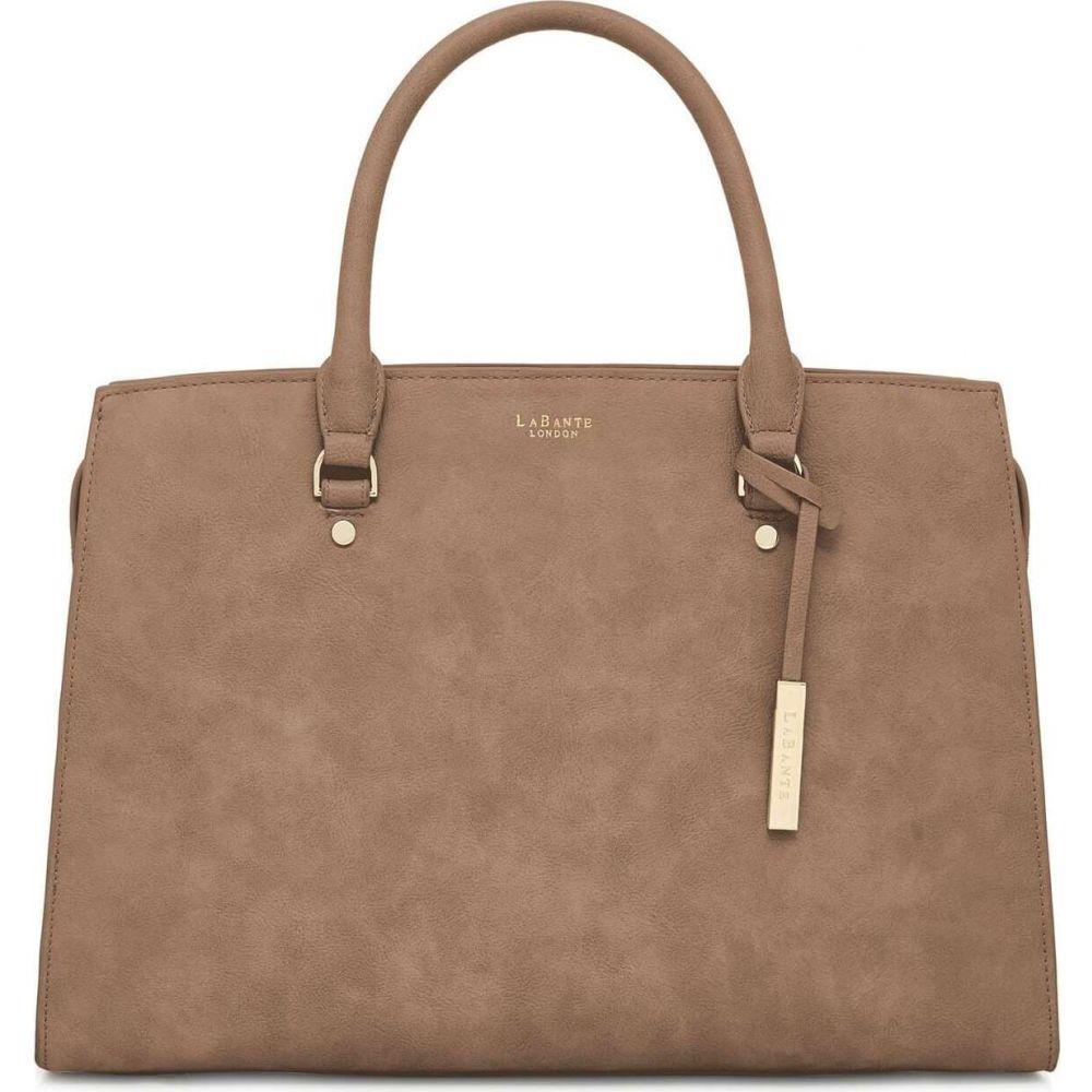ラヴァンテ LaBante レディース パソコンバッグ バッグ【aricia vegan laptop bag】Brown