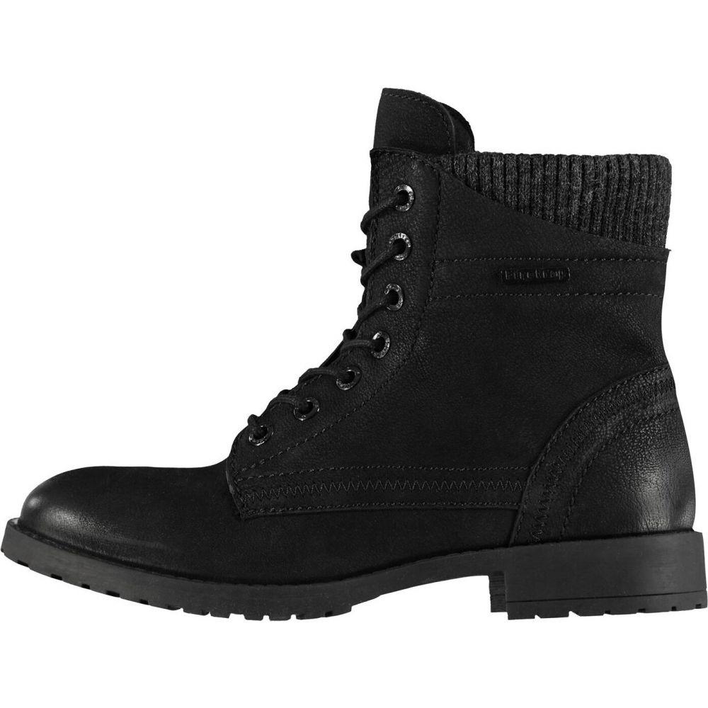 ファイヤートラップ Firetrap レディース ブーツ シューズ・靴【mystic boots】Black