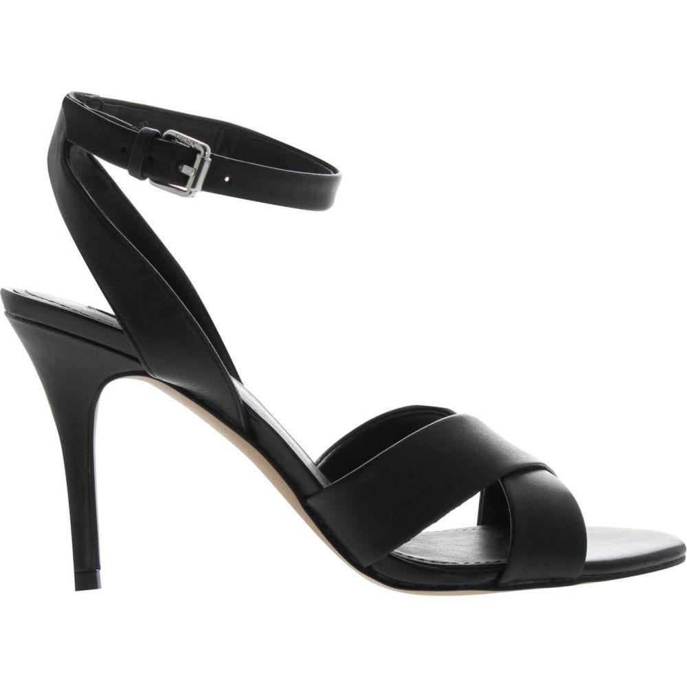 ダナ キャラン ニューヨーク DKNY レディース ヒール シューズ・靴【ivy strap heel】BLK GLD BGD