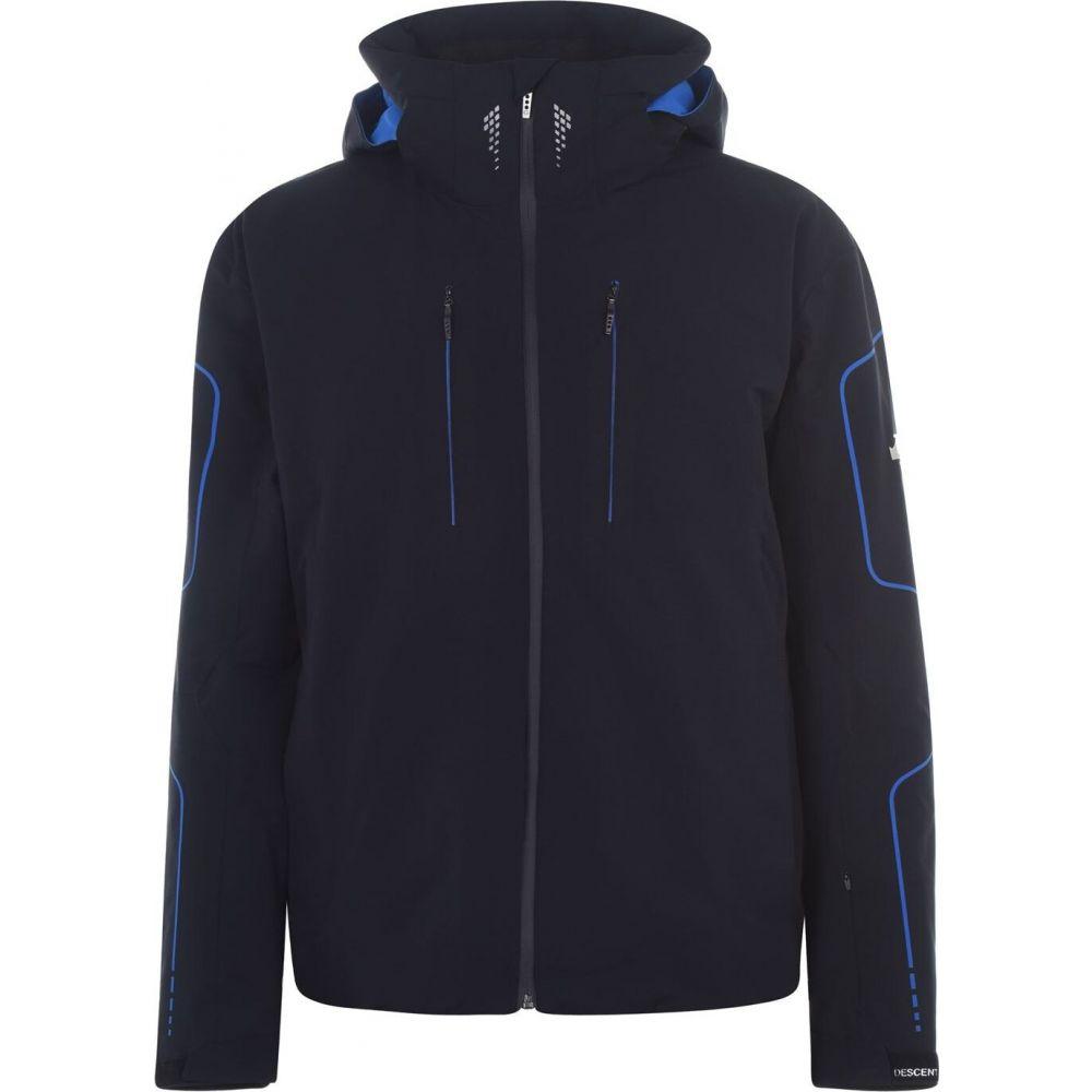 デサント Descente メンズ ジャケット アウター【isak jacket】Black/Blue