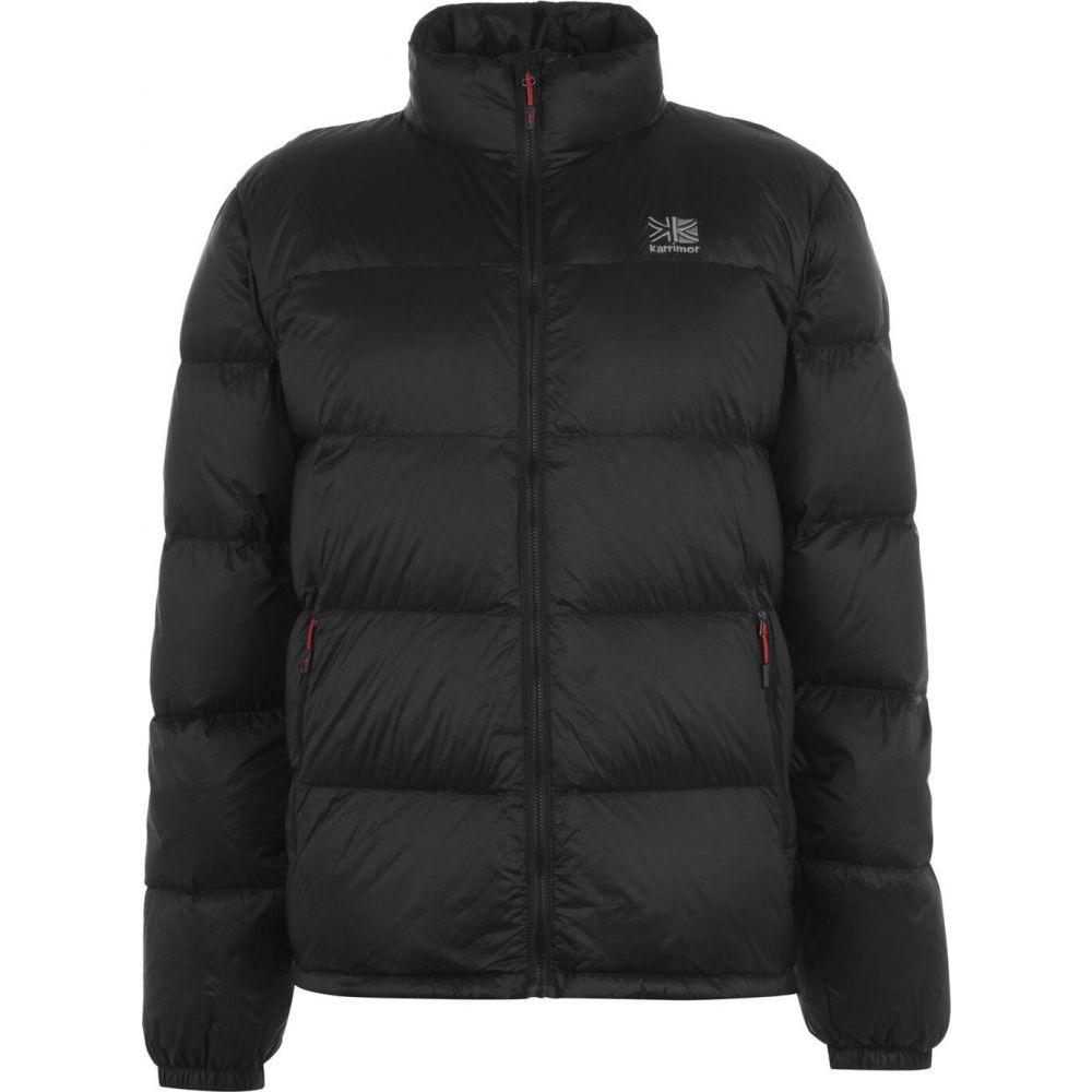 カリマー Karrimor メンズ ダウン・中綿ジャケット アウター【ice down jacket】Black