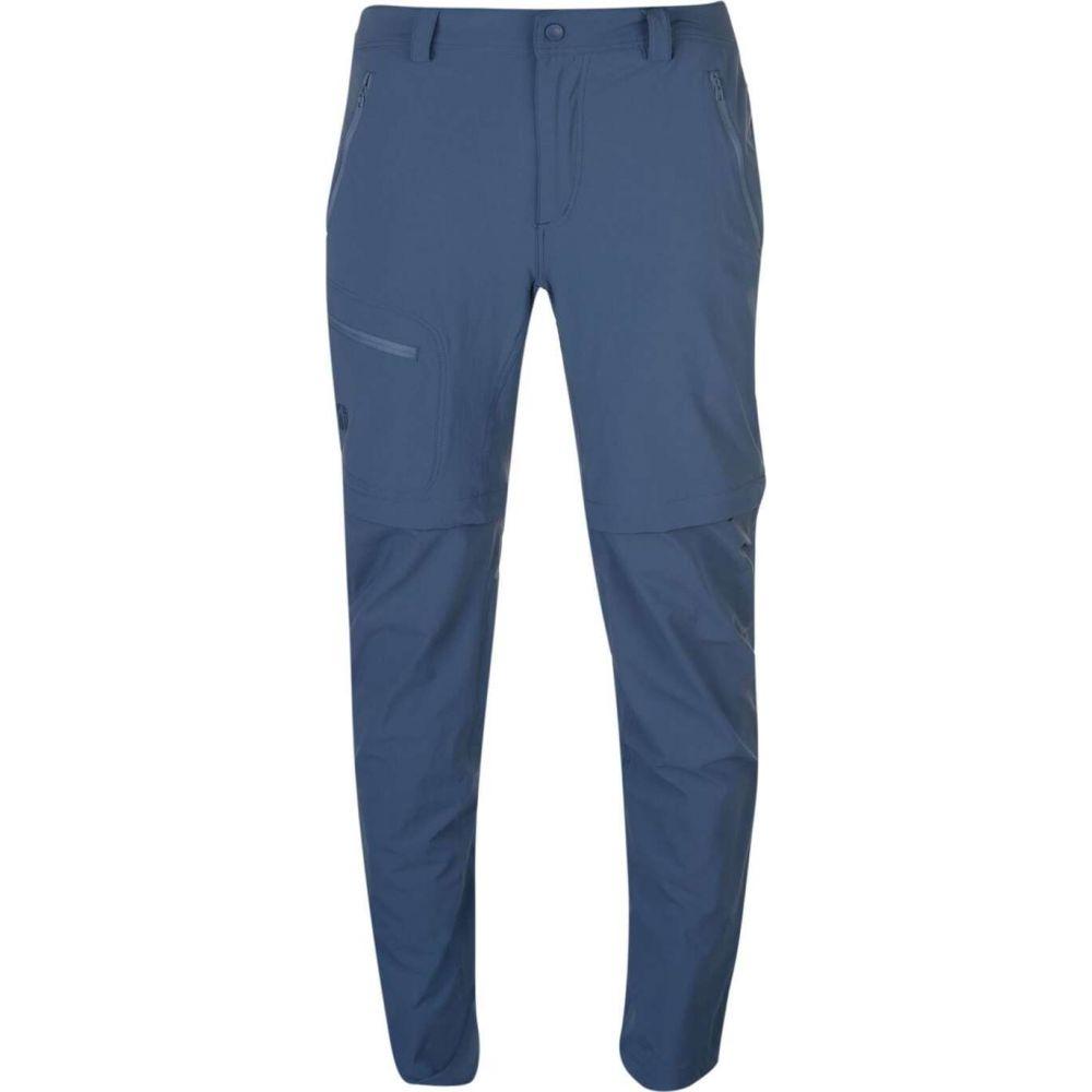 ミレー Millet メンズ ボトムス・パンツ 【trekker zip off walking trousers】Teal Blue