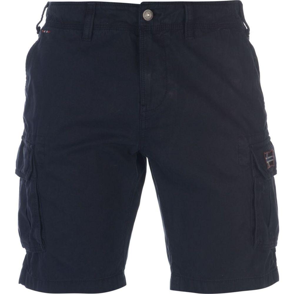 ナパピリ Napapijri メンズ ショートパンツ ボトムス・パンツ【shorts】Blue