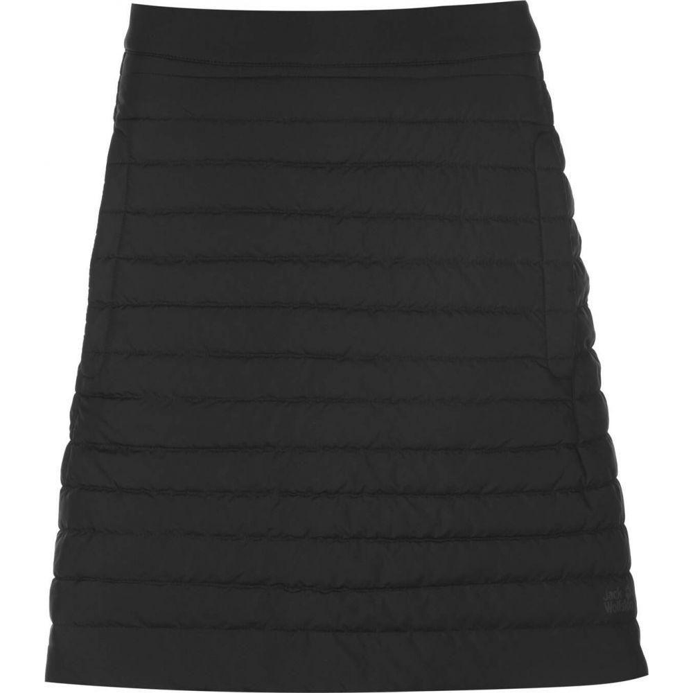 ジャックウルフスキン Jack Wolfskin レディース スカート 【iceguard skirt】Black