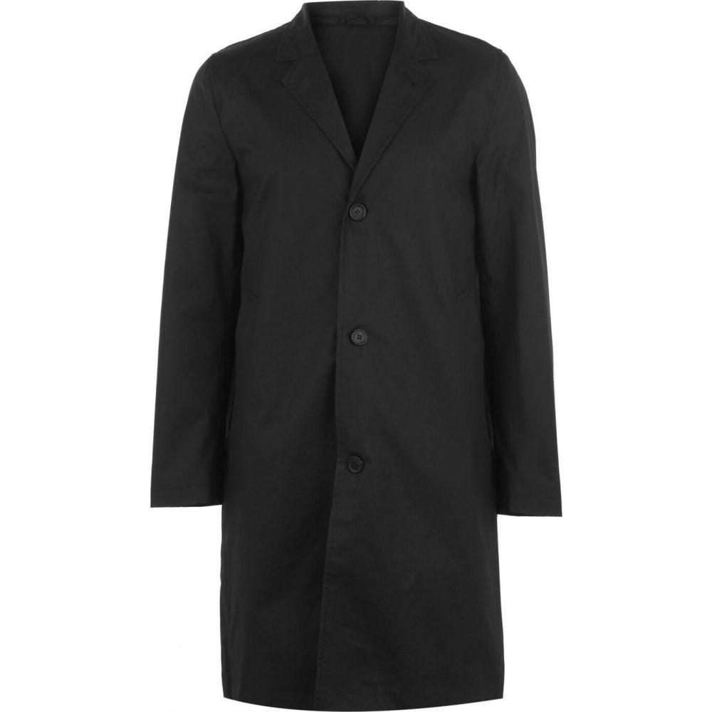 ストゥッテルハイム Stutterheim メンズ コート アウター【kivi coat】Black