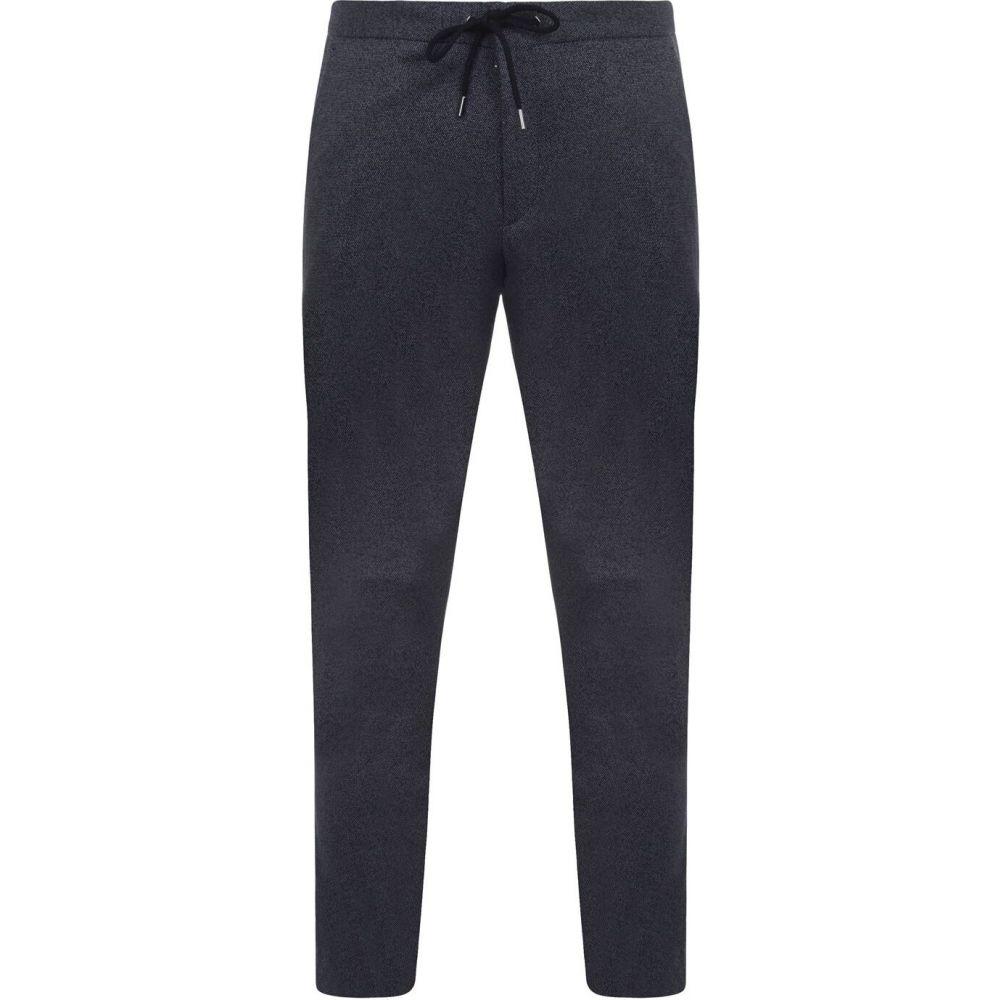 ヒューゴ ボス BOSS メンズ スラックス ボトムス・パンツ【slim-fit casual trousers】Blue