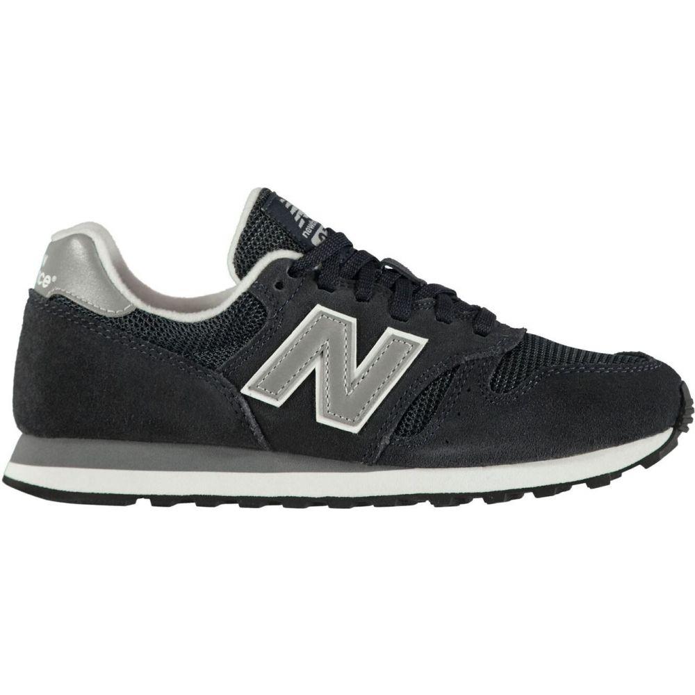 ニューバランス New Balance レディース フィットネス・トレーニング シューズ・靴【373 Mid Trainers】Navy